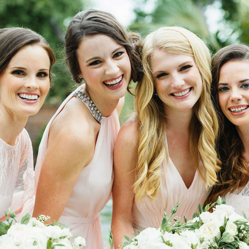 Bridal Parties at Millennium Day Spa